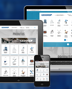 Catálogo online Gedore
